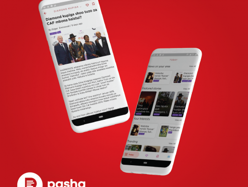 Pasha app
